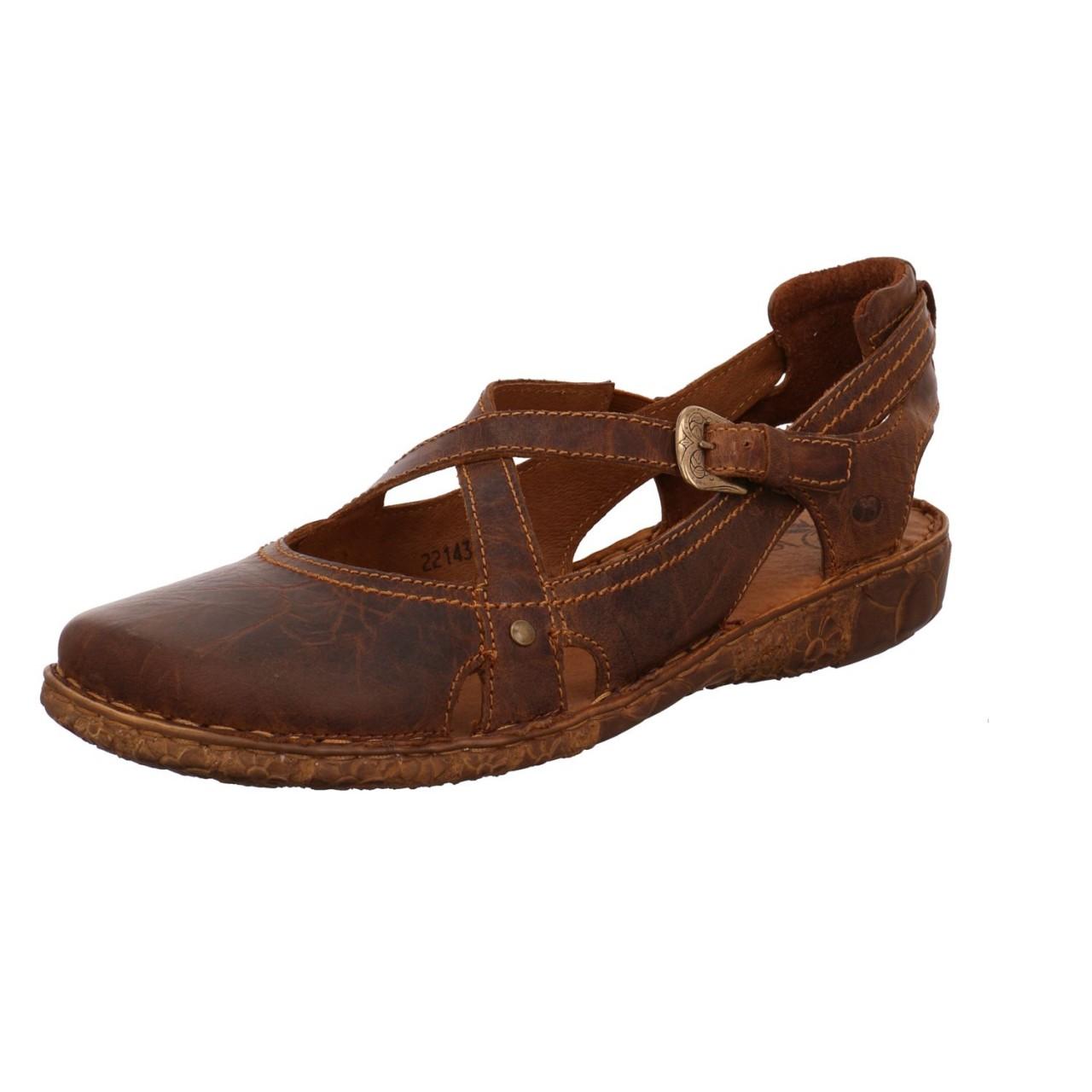 Seibel Komfort Sandalen braun NV,BRANDY braun