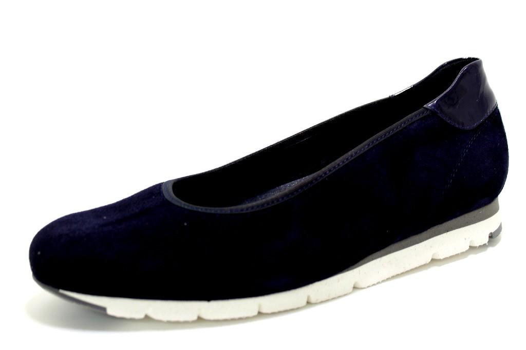 Semler Komfort Slipper blau blau
