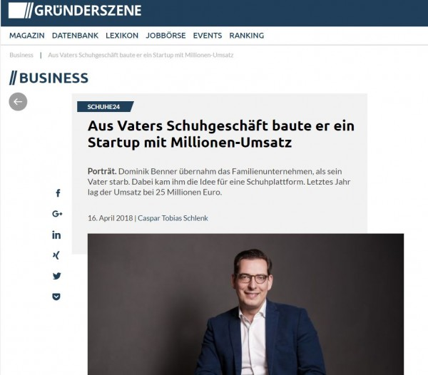 Gruenderszene-Schuhe24