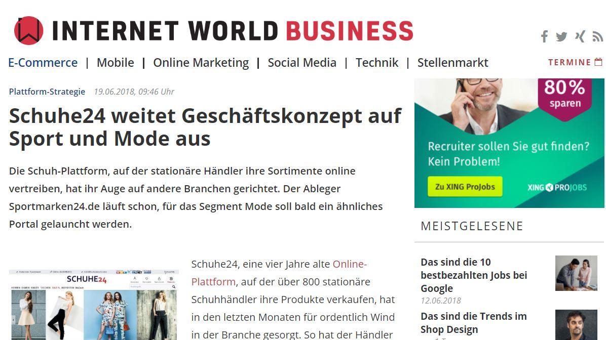Internetworld-Schuhe24