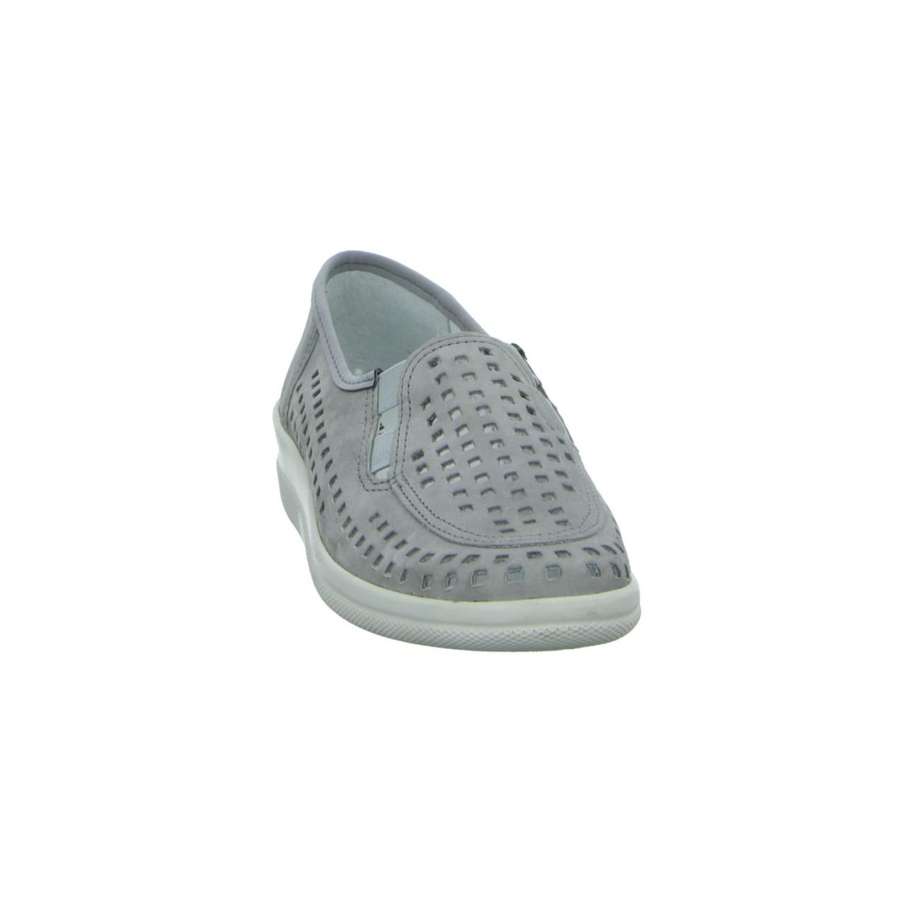 Komfort Longo Komfort Slipper Slipper grau grau Longo grau grau OwPq7g1n