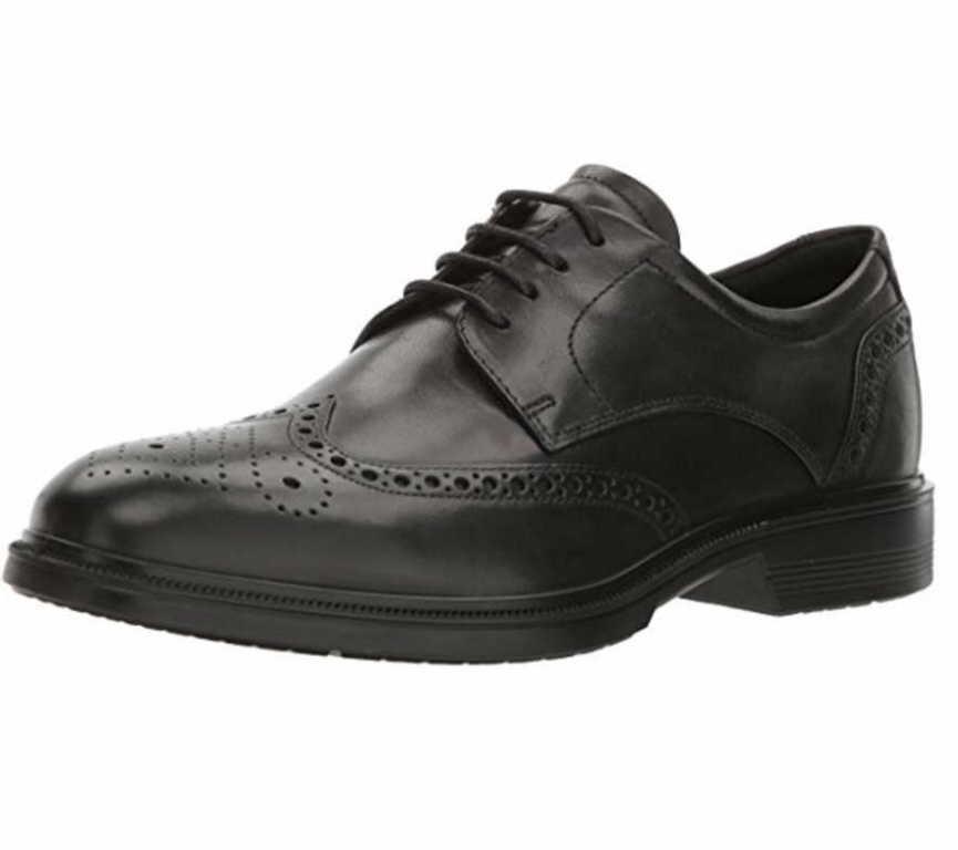 Ecco Business Schuhe schwarz LISBON schwarz