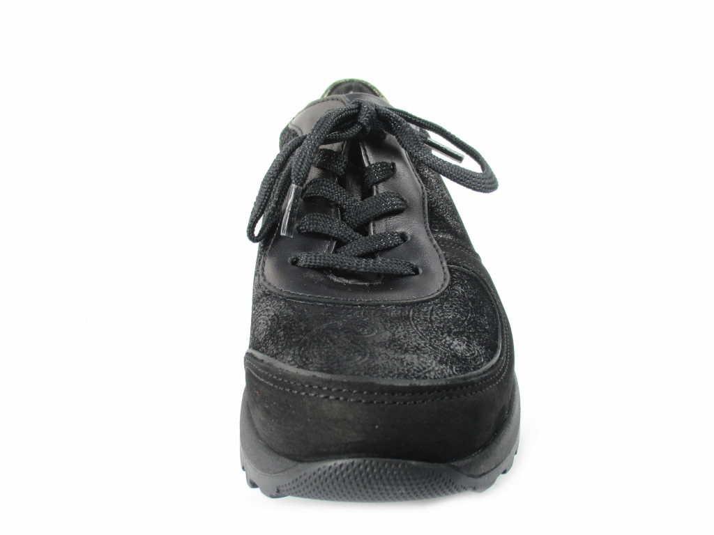 schwarz schwarz Waldl盲ufer Sneaker schwarz schwarz Waldl盲ufer Waldl盲ufer Sneaker Sneaker SdUSI1qgw