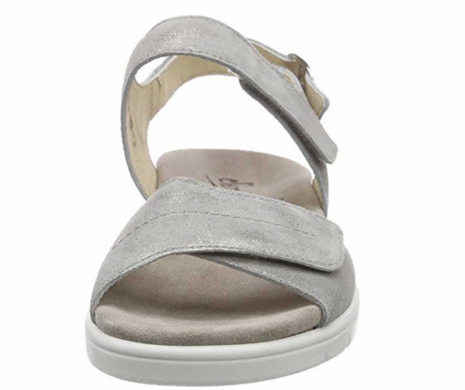 Komfort Semler metall metallic Sandalen Semler Sandalen Komfort metallic Komfort Sandalen metall D4045 D4045 Semler qT6AaFw